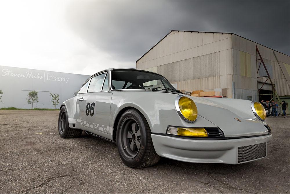 Grey Ghost – '69 Porsche 911