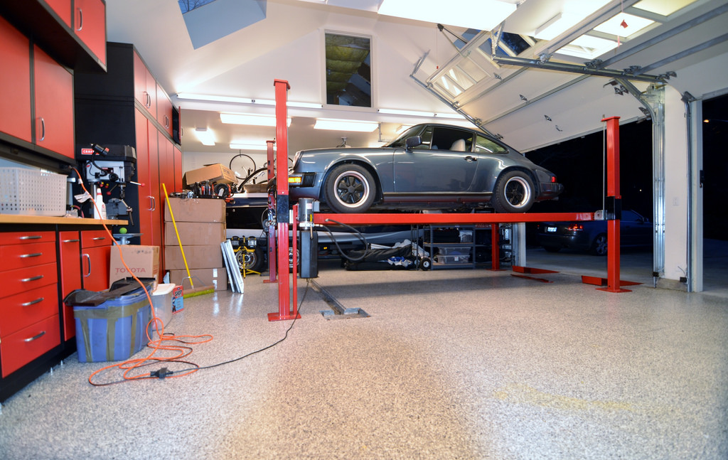 The Restoration Garage
