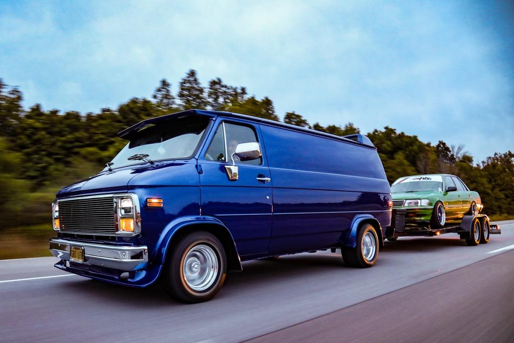 1985 Chevy G20 Van