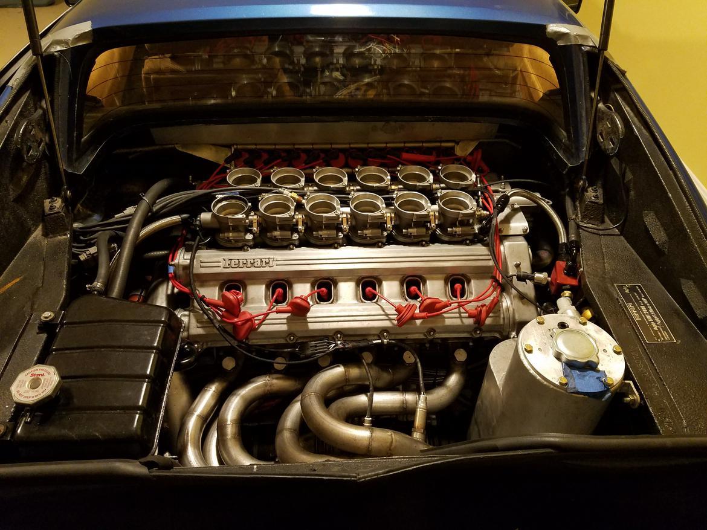 FrankenFerrari – V12 Ferrari 308