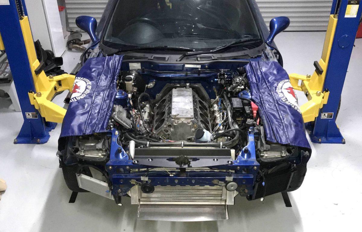 L98 V8 FD RX7